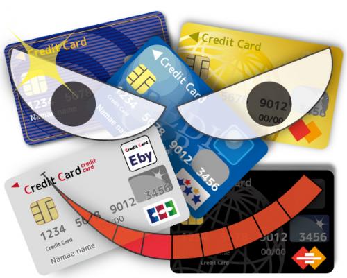 クレジットカード悪用の危険