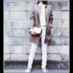 インスタグラム系ファッション画像